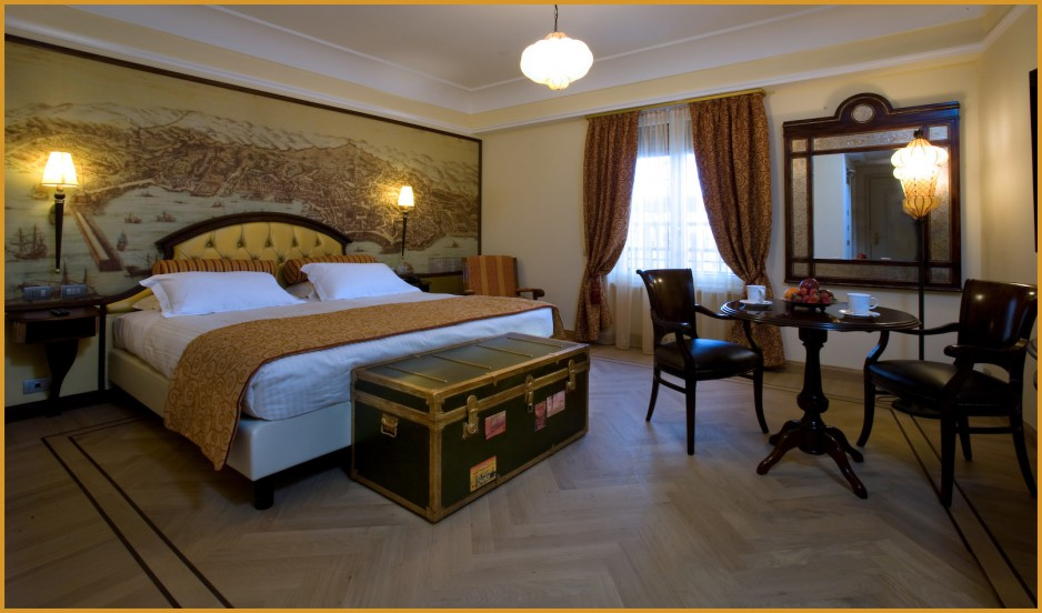 Grand Hotel Savoia Genua