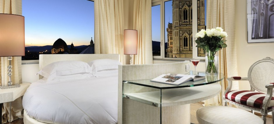 Romantic hotel Florence
